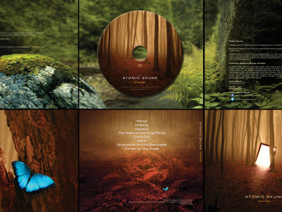 Portal - Limited Edition 6-Panel Digipak CD