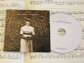 Piano Sheets + Compact Disc with personal dedication