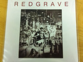 Redgrave limited red vinyl 7