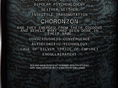 NOX 210 / CHORONZON - Tactical Magick Technology CD in DVD Case photo 