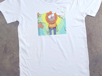 EYEBALL MAN T-SHIRT