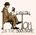 English Tom in the Bookstore image