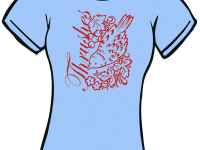 Women's Baby Blue T-Shirt main photo