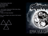 Era Vulgaris Kali Yuga Edition Double CD Package