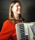 Karen Townsend and Her Accordion image
