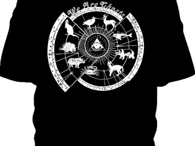 Ghost Zodiac T-Shirt MALE