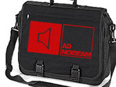 Ad Noiseam messenger bag