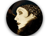 JILL TRACY portrait buttons