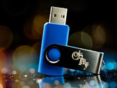 Custom Laser-Engraved USB Key
