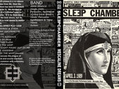 SLEEP CHAMBER  Mescaline Dreams  DVD