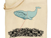 Whale Tote Bag with EP Download