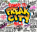 FREAK CITY RECORDS image