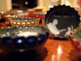 Bottle Cap Magnets photo