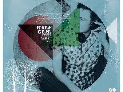 Ralf GUM - Never Leaves You - CD Album main photo