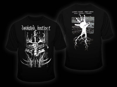 Christ shirt design + Liberty Crawls digital album download