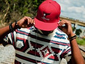 PHZ-Sicks Snapback (Red)