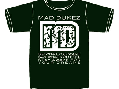 Mad Dukez T-Shirt (Black)