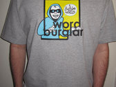Wordburglar T-Shirt (new school logo)