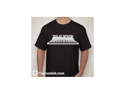 Solid Spark Keyboard T-Shirt