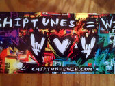 ChipWIN Bumper Sticker of WIN