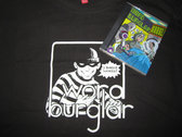 Burglaritis CD & T-Shirt Package