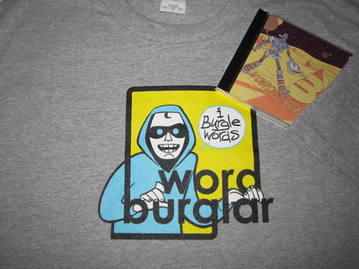 3rdburglar CD &amp; T-Shirt Package main photo
