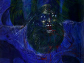 Magog Agog acrylic painting by P. Emerson Williams