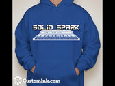 Solid Spark Keyboard Sweatshirt
