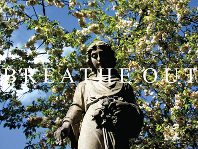 Breathe Out 16 Page photozine EP main photo