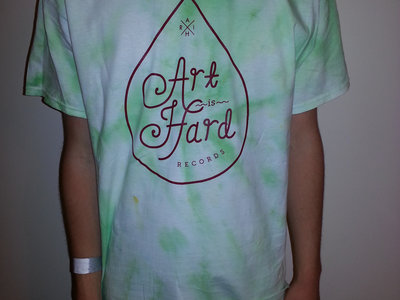 2nd Birthday limited edition tie dye shirt main photo