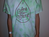 2nd Birthday limited edition tie dye shirt