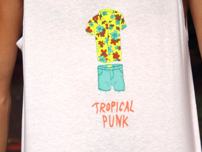 Tropical Punk T-Shirt & Tank Top