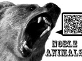 Noble Animals Sticker