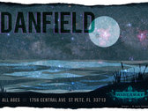 Danfield Space Beach Poster