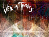 Veil Of Thorns - Dead God CD