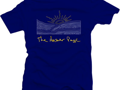 The Answer Page - Featureless Beast (Twilight Chorus) T-Shirt main photo
