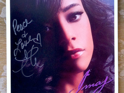 Autographed Photo of IMAJ