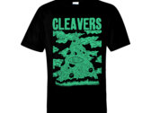 Cleavers - Pizza mountain tee