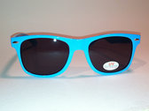 Danfield Sunglasses Blue/Black