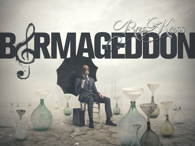 &quot;BARMAGEDDON&quot; cd + Tee Shirt special (pre-order) main photo