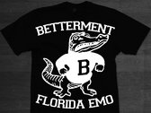 Black Florida Emo Shirt
