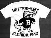 White Florida Emo Shirt