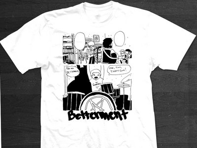 Betterment Vs the World Shirt main photo