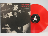 LP limited red edition