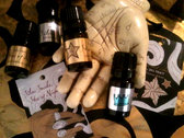 Silver Smoke, Star of Night Limited Edition Perfume Set by Nocturne Alchemy (Autographed) photo