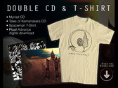 Double CD + T-Shirt + Digital Download