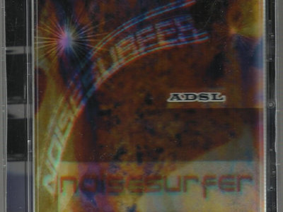 ADSL Limited Edition Cd-r