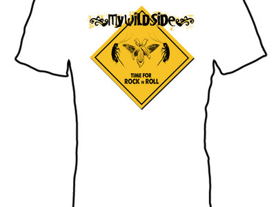 My wild side Men  t-shirt
