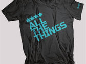 **** ALL THE THINGS (Mens Blue)