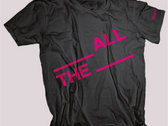 ____ ALL THE ____ (Mens Pink)